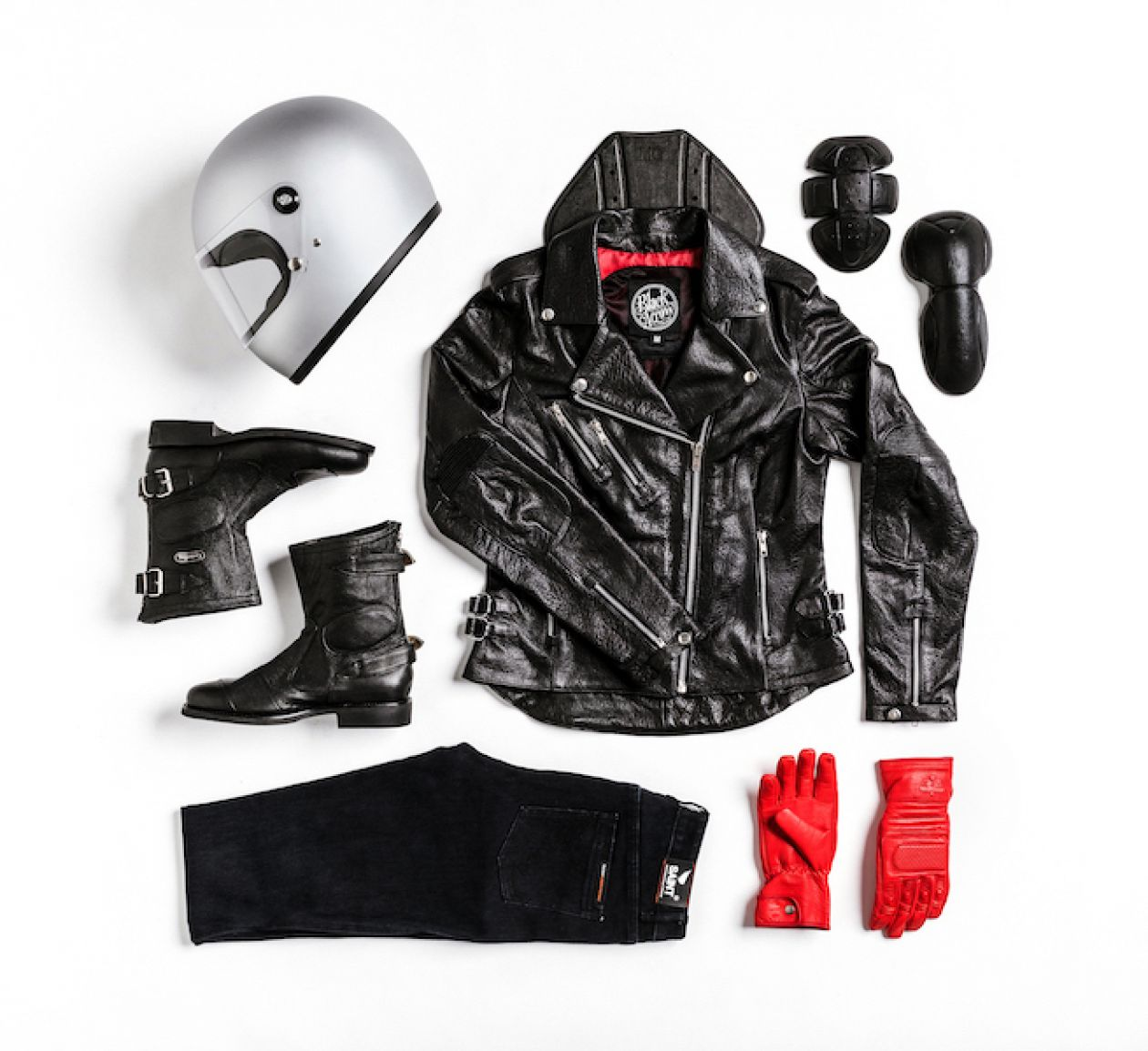 Motorcycle gear, pants, jacket, gloves, helmet, boots, impact protectors, style rider, female rider