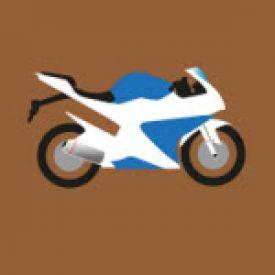 road bike graphic